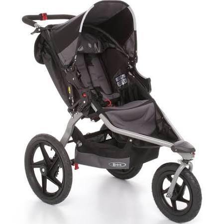Bob ST1023 Revolution SE Stroller - Black