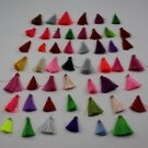 49 Pcs,Multi Color and Size for Hmong Tassel, Craft Supply Decoration TS02