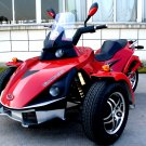 250CC Reverse 3 Wheel Spider Trike TES 9P250K Price 1200usd