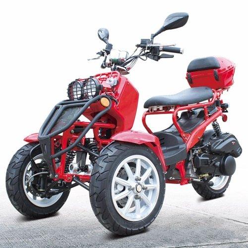 50cc Three-Wheel Ruckus Style Trike Scooter Moped Price 400usd
