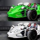 NEW 2017 MODEL - SPMZ-HSR 'F1' REVERSE TRIKE, 300cc Price 2200usd