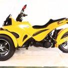 KANDI USA 250cc Reverse-Trike KD-250MB2 Price 1200usd