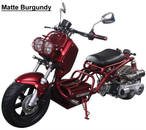 Maddog 150 PMZ150-19N 150cc Scooter Price 600usd