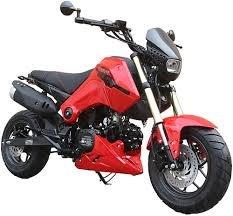 ICE BEAR Fuerza 125cc Street Bike Motorcycle LONCIN Motor (PMZ125-1) Price 400usd
