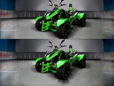 2017 MODEL - SPMZ-SSR 'MONSTER' 300cc QUAD BIKE Price 850usd