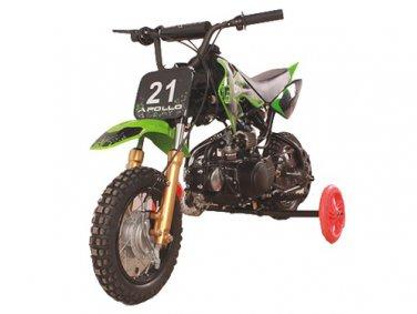 Apollo 70cc Kids Dirt Bike #21 Price 150usd