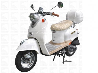 ICEBEAR 50CC 5 AUTOMATIC SCOOTER Price 250usd