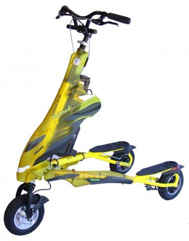 Trikke Pon-e 48v Sport Package Price 650usd