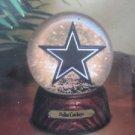 NFL Dallas Cowboys 3D Logo Water Globe by Memory Company Texas Elliott