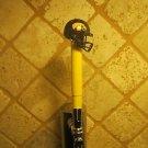 Iowa Hawkeyes  KEGERATOR BEER TAP HANDLE Football Helmet Bar  Sport NCAA