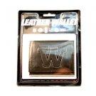 Washington Huskies Wallet Black Tri-Fold Leather  Brand Team NCAA Pac 12