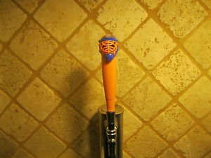 New York Rangers KEGERATOR BEER TAP HANDLE Hockey Helmet Team Bar NHL