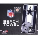 Dallas Cowboys NFL 30 x 60 Beach Towel Pool Blanket Logo Bath Shower Elliott
