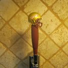 Florida State KEGERATOR BEER TAP HANDLE Football Helmet Bar NCAA Noles Sport