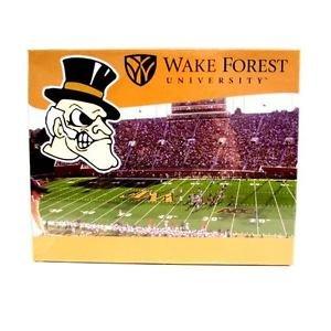 NCAA  Wake Forest Stadium Jigsaw Puzzle - 500 Pcs Piece School Game Deacons