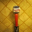 MLB Atlanta Braves KEGERATOR BEER TAP HANDLE Ball Bar Brew Game Sports New