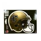 "NFL New orleans Saints Vinyl Car Auto Truck Window Decal Sticker 5.75"" x 7.75"""