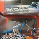 NFL Carolins Panthers Diecast Chopper Motorcycle 1:18 Scale Cam Newton FREESHIP