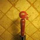 Minnesota Gophers KEGERATOR BEER TAP HANDLE Football Helmet Bar  Sport NCAA
