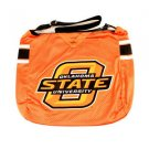 NCAA Cowboys Jersey Tote Shoulder Bag Oklahoma State Orange Purse College  Logo