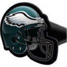 NEW NFL PHILADELPHIA EAGLES TEAM LOGO HELMET TRAILER HITCH COVER GREEN WENTZ