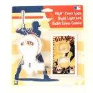 San Francisco Giants MLB Baseball Night Light and Outlet Cover Combo Team Logo