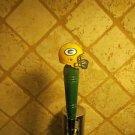 Green Bay Packers KEGERATOR BEER TAP HANDLE  Football Wood  Helmet Bar Sport NFL