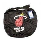 Miami Heat Jersey Tote Bag Red Purse Shoulder Strap Black  NBA Team  logo
