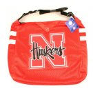 Ncaa Nebraska MVP Jersey Tote Bag Cornhuskers Littlearth School Purse Red
