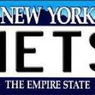 "Mlb New York Mets Vanity License Plate Tag  6""x 12"" Metal Dad Auto deGrom Matz"