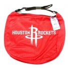 Houston Rocket Jersey Tote Bag Red Purse Shoulder Strap Black  NBA Team  logo