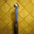 Kansas Jayhawks KEGERATOR BEER TAP HANDLE  Football Helmet Bar Sport NCAA