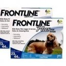 FRONTLINE PLUS FOR MEDIUM DOGS 23-44LBS – 12 PACK