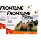 FRONTLINE PLUS FOR SMALL DOGS UP TO 22 LBS – 12 PACK