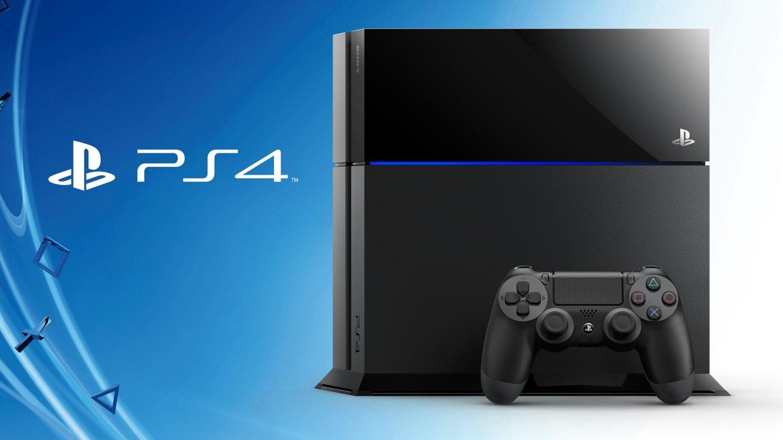 PlayStation 4 500GB (Black) Used
