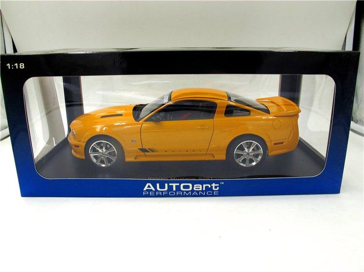 Autoart 1/18 Saleen Mustang S281