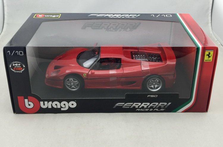 Burago 1/18 Ferrari F50