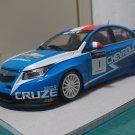 CSM 1/18 Chevrolet Cruze WTCC