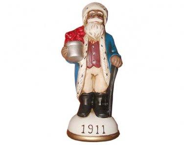 Dapper Santa Circa 1911 Memories of Santa Collection Ornament NIB