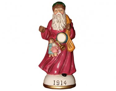 St. Nicholas Special Edition Germany Circa 1914 Memories of Santa Collection Ornament NIB