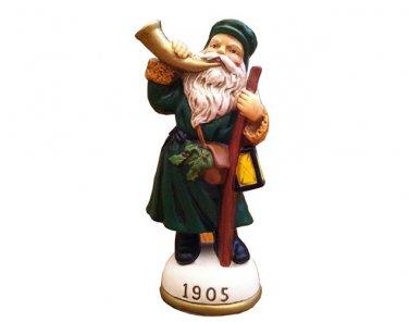 St. Nicholas with Lantern Circa 1905 Memories of Santa Collection Ornament NIB