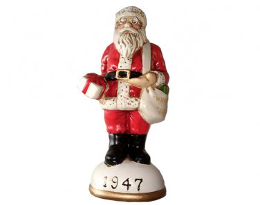 Winston-Salem Journal Santa Circa 1947 Memories of Santa Collection Ornament NIB