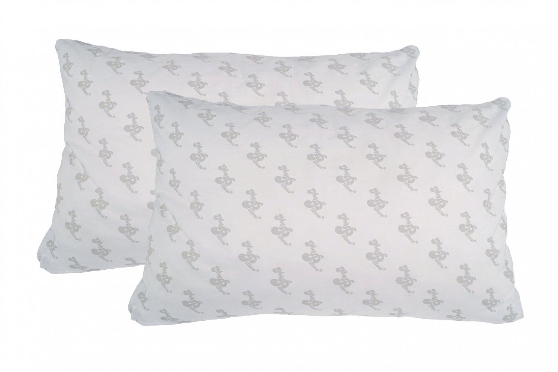 2 My Pillow Classic Series Medium Firmness Bed Pillows, Standard/Queen Size