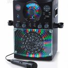Karaoke Singing Machine System CDG Party Singalong CD Player Microphone Karaoke (Ex-display)