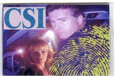 CSI CREDIT CARD CASE-WILLIAM PETERSEN, MARG HELGENBERGER