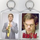 MICHAEL C. HALL JUMBO KEYCHAIN  STAR OF DEXTER