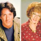 DUSTIN HOFFMAN VINTAGE COLOR POSTCARD SET TOOTSIE TOO!
