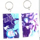 WIZARD OF OZ JUMBO KEYCHAIN DOROTHY AND THE WICKED WITCH