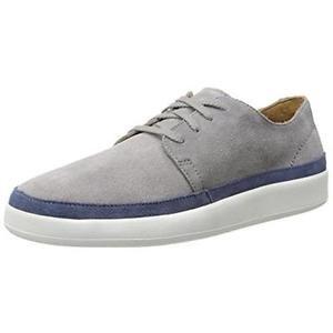 Cole Haan Mens Ridley Blucher Gray Fashion Sneakers 11 Medium (D)