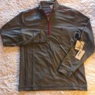 Johnnie-O (Lammie) 1/2 Zip Pullover JMKO1030 495 Phantom  Small NWT $115